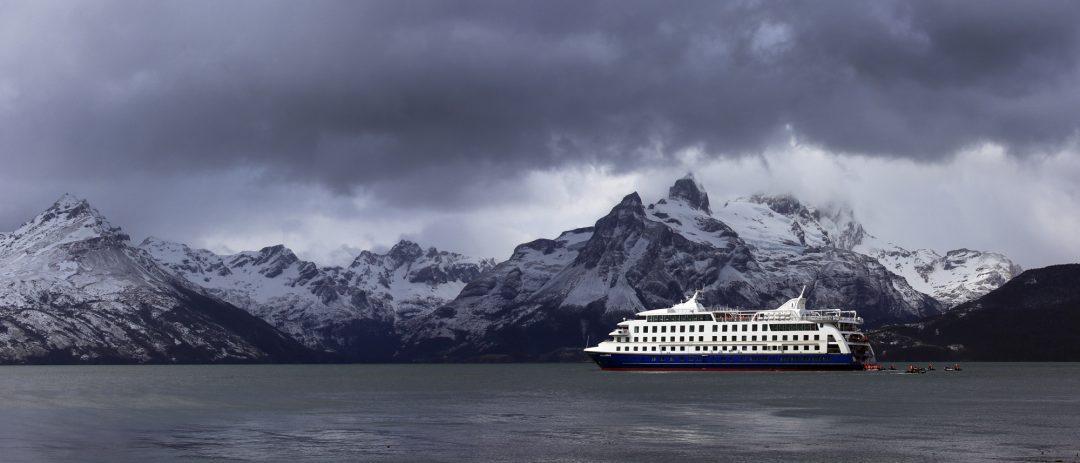 Patagonia cruceros